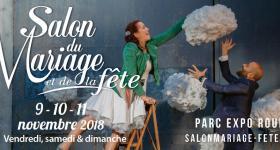 Salon du mariage - Rouen - Nov. 2018