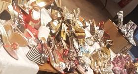 Stand de chaussures - Yerville