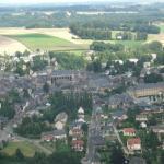 Doudeville - Vue aérienne